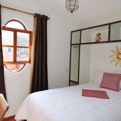 Отель Casa Coyoacan Стандартный номер фото 2