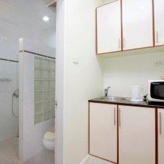 Апартаменты Argyle Apartments Pattaya Студия фото 8