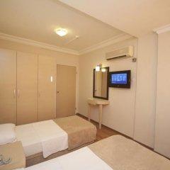 Отель Angel's Suites Marmaris сейф в номере