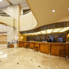 Daiichi Hotel Tokyo Seafort гостиничный бар