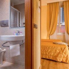 Отель Regno Италия, Рим - 4 отзыва об отеле, цены и фото номеров - забронировать отель Regno онлайн ванная