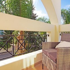 Отель Villa Velma балкон
