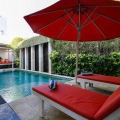 Отель Aleesha Villas 3* Вилла Премиум с различными типами кроватей фото 4