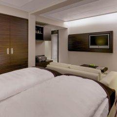 Radisson Blu Hotel, Leipzig 4* Номер Бизнес с различными типами кроватей фото 3