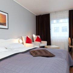 Отель Bodo Hotell 3* Стандартный номер с двуспальной кроватью фото 2