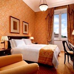 Grand Hotel Villa Igiea Palermo MGallery by Sofitel 5* Номер Делюкс с двуспальной кроватью фото 4