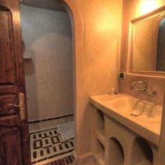Отель Riad Kemkem Марокко, Мерзуга - отзывы, цены и фото номеров - забронировать отель Riad Kemkem онлайн ванная