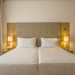 Отель NH Lisboa Campo Grande Стандартный номер с различными типами кроватей фото 6