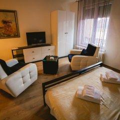 Отель Lina Apartments Сербия, Белград - отзывы, цены и фото номеров - забронировать отель Lina Apartments онлайн комната для гостей фото 2