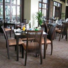 Отель Mike Garden Resort питание фото 2