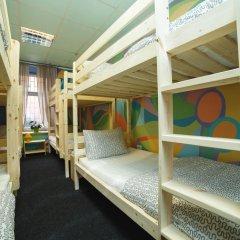 Art Hostel Contrast Кровать в женском общем номере с двухъярусной кроватью фото 2