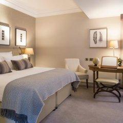 Отель Intercontinental Edinburgh the George 5* Стандартный семейный номер с двуспальной кроватью фото 4