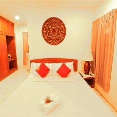 Отель Green View Village Resort 3* Вилла с различными типами кроватей фото 3