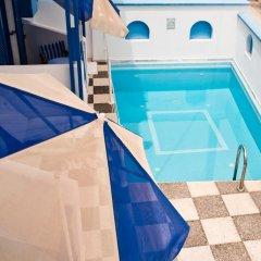 Отель Studio Maria Kafouros Греция, Остров Санторини - отзывы, цены и фото номеров - забронировать отель Studio Maria Kafouros онлайн бассейн