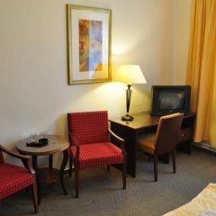 Hotel Svornost 3* Стандартный номер с двуспальной кроватью фото 14