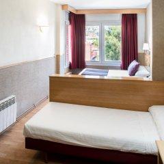 Отель Catalonia Park Güell 3* Стандартный номер с различными типами кроватей фото 5