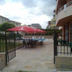 Hotel Diveda Свети Влас приотельная территория
