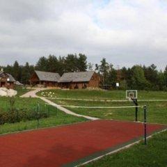 Отель Liūto kalnas Литва, Тракай - отзывы, цены и фото номеров - забронировать отель Liūto kalnas онлайн спортивное сооружение