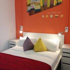 RedDoorz Hostel Стандартный номер с различными типами кроватей фото 9