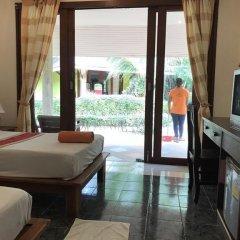 Отель Adarin Beach Resort 3* Бунгало Делюкс с различными типами кроватей фото 20