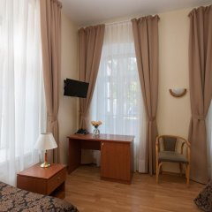 Гостиница Екатерина 3* Стандартный номер с разными типами кроватей фото 15