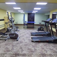 Гостиница ИГМАН фитнесс-зал фото 2