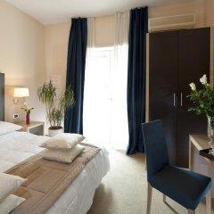 Отель c-hotels Club House Roma 4* Улучшенный номер с различными типами кроватей фото 5