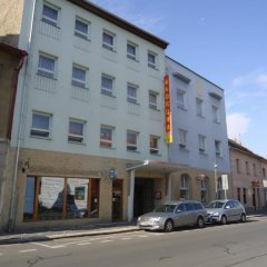 Hotel Koruna 2* Стандартный номер фото 5