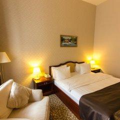 Гостиница Новомосковская 5* Стандартный номер с двуспальной кроватью фото 10