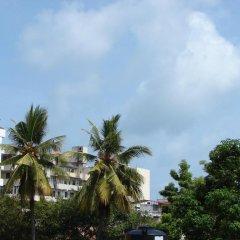 Апартаменты Ocean Breeze Apartment Colombo пляж