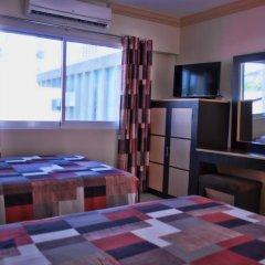 Hotel Nilo 2* Стандартный номер с 2 отдельными кроватями