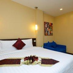 Отель Icheck Inn Silom 3* Улучшенный номер фото 7