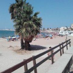 Отель Giusi Vacanze Поццалло пляж