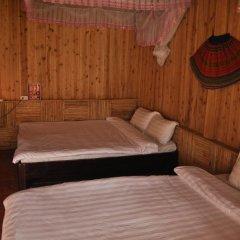 Отель Tavan Ecologic Homestay Бунгало с различными типами кроватей фото 12