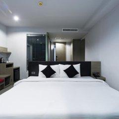 At Patong Hotel 4* Номер Делюкс двуспальная кровать фото 2