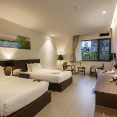 Terracotta Hotel & Resort Dalat 4* Стандартный номер с различными типами кроватей фото 4