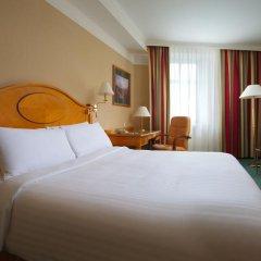 Гостиница Марриотт Москва Гранд 5* Номер Делюкс с различными типами кроватей фото 9