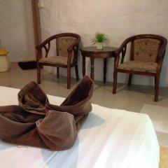 Отель In Touch Resort 3* Улучшенное бунгало с различными типами кроватей фото 5