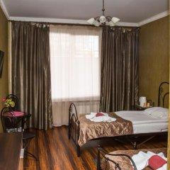 Мини-Отель Уют Стандартный номер с различными типами кроватей фото 29