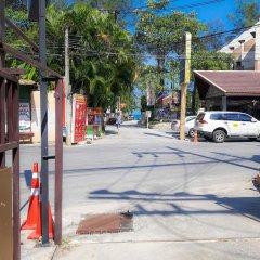Отель Andaman Seaside Resort парковка