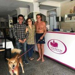 Orchid Hotel and Spa с домашними животными
