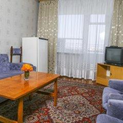 Гостиница Dnipropetrovsk 3* Полулюкс с различными типами кроватей