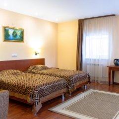 Гостиница У Истока Стандартный номер с 2 отдельными кроватями фото 5