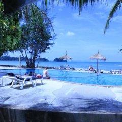 Отель Saladan Beach Resort 3* Бунгало с различными типами кроватей фото 49
