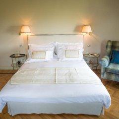 Отель Castello Di Mornico Losana Морнико-Лозана комната для гостей фото 5