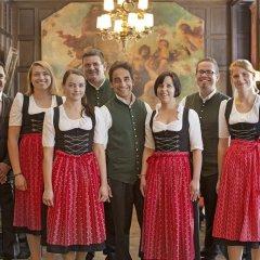 Отель Eden Wolff Мюнхен развлечения