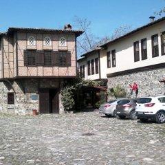 Otantik Club Hotel Турция, Бурса - отзывы, цены и фото номеров - забронировать отель Otantik Club Hotel онлайн парковка