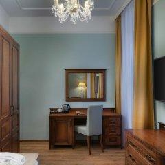 Отель Danubius Health Spa Resort Hvězda-Imperial-Neapol 4* Номер Делюкс с различными типами кроватей фото 3