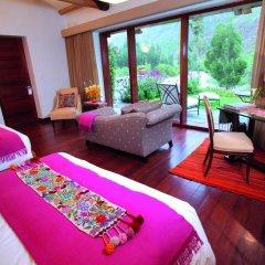 Belmond Hotel Rio Sagrado 5* Полулюкс с различными типами кроватей фото 5