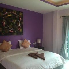 Baan Suan Ta Hotel 2* Стандартный номер с различными типами кроватей фото 7